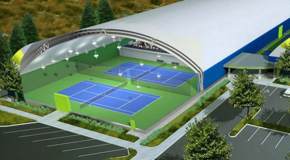 Indoor Tennis Center to open at Sand Point