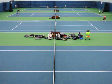 TCSP's High Performance Program is for competitive junior players who have aspirations of playing college or even professional tennis and have the commitment to undergo the rigors of a player development program.