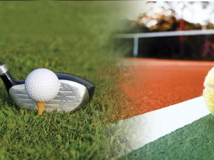 Golf and Tennis