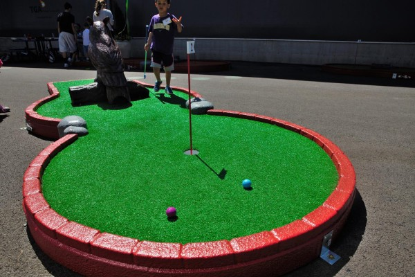 Minigolf Washington
