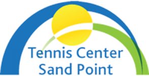 Tennis Center Sand Point Logo
