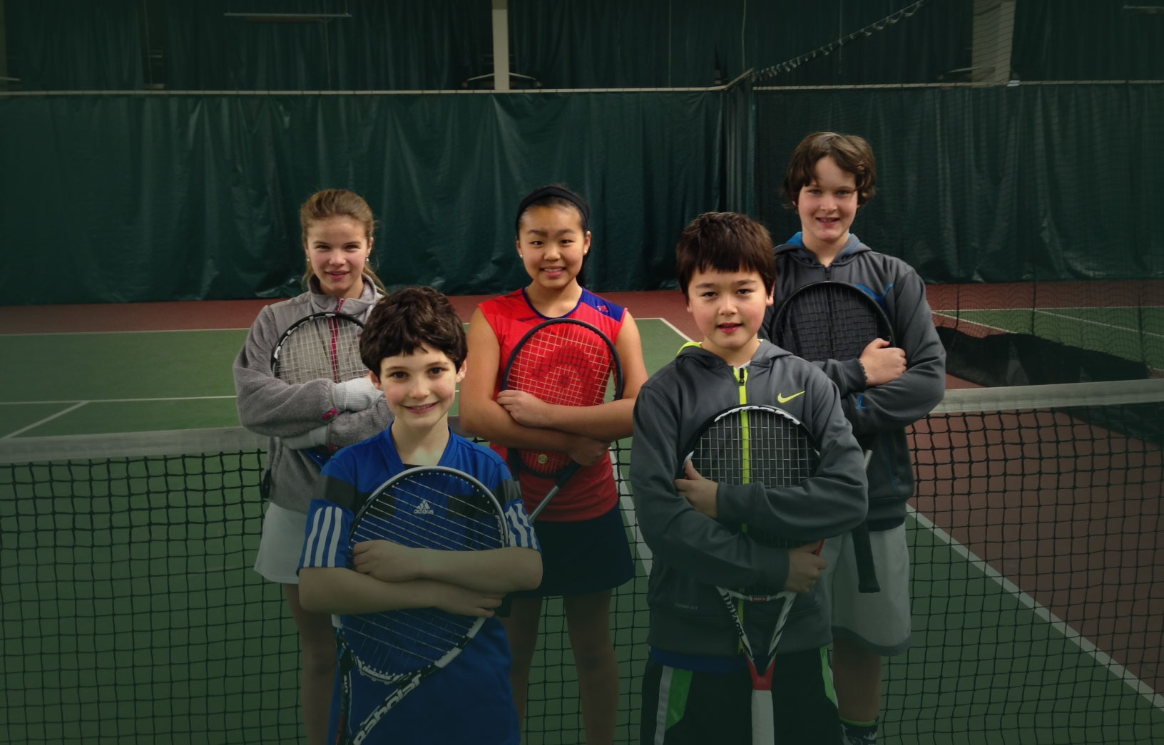 Learn about the USTA JTT Teams at TCSP